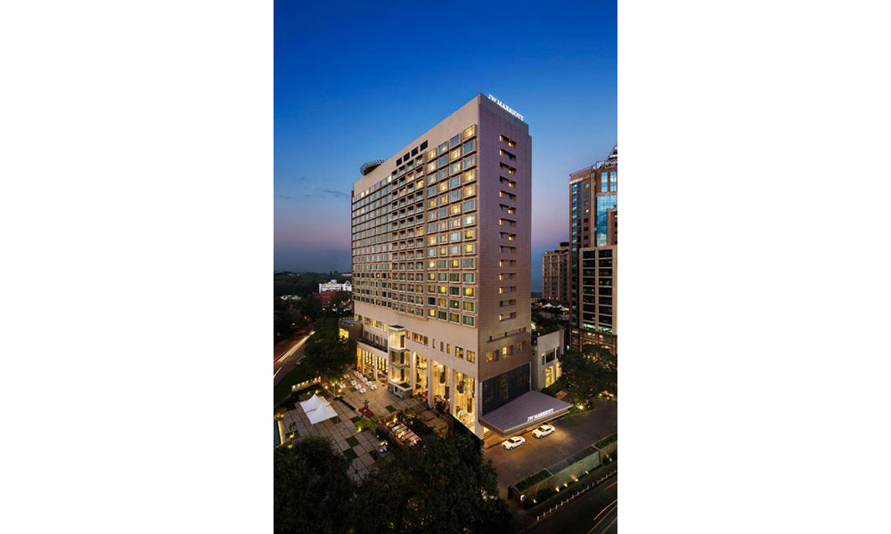 JW Marriott, Bangalore, India