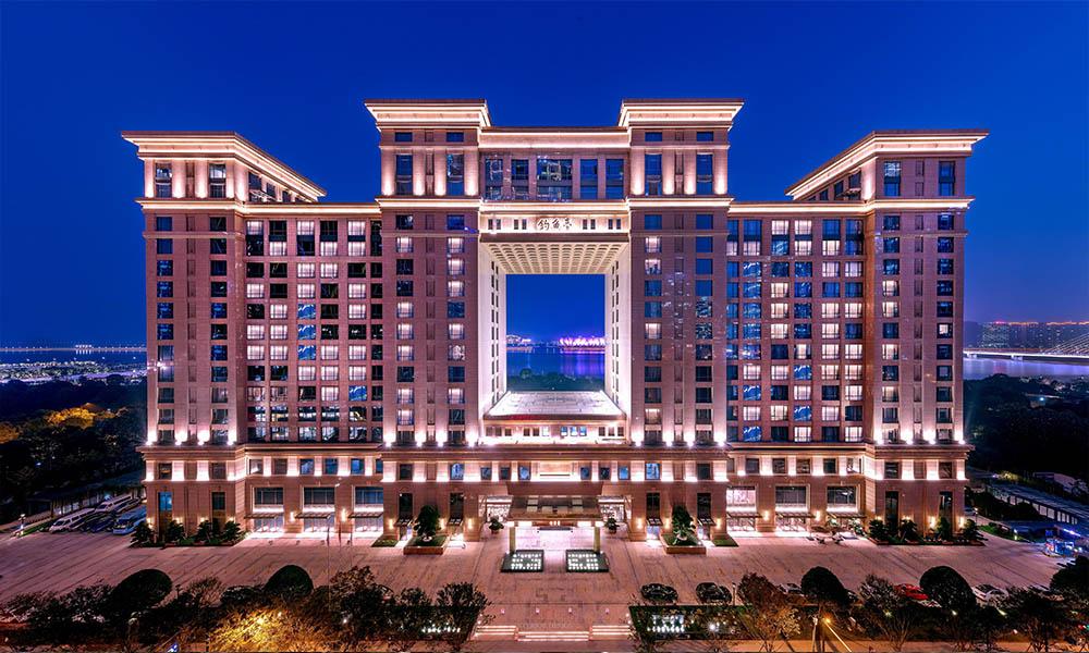 浙江杭州钓鱼台酒店