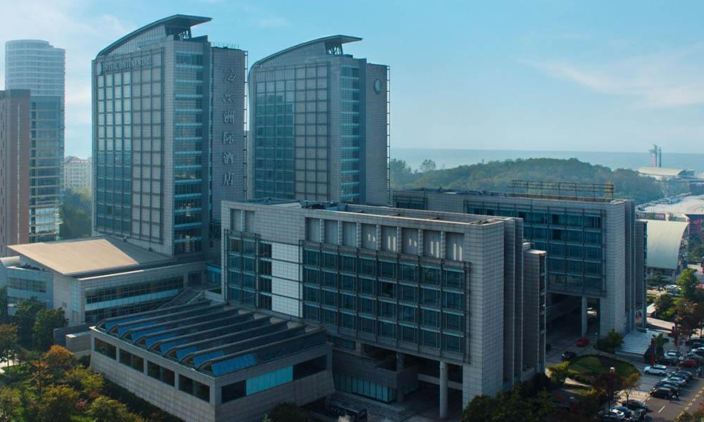 青岛洱海洲际酒店