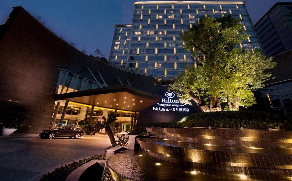 上海元一希尔顿酒店