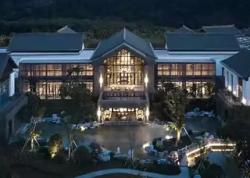 造价14亿,占地14万平,中国第①家康得思度假酒店家具由太阳城网投网址家具力造