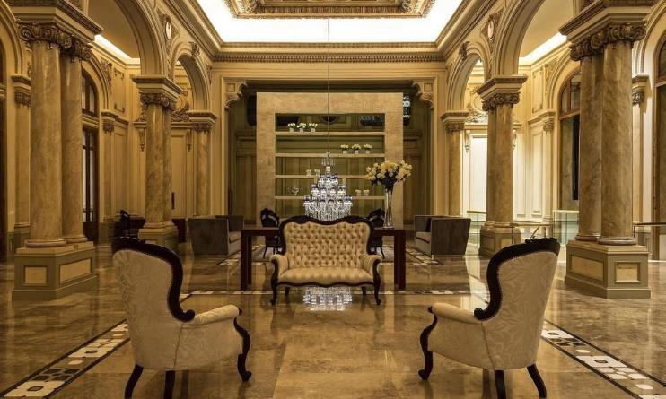 现代五星级酒店家具如何设计:艺术与技术的新统一