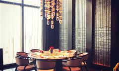 泰国曼谷su万豪餐厅