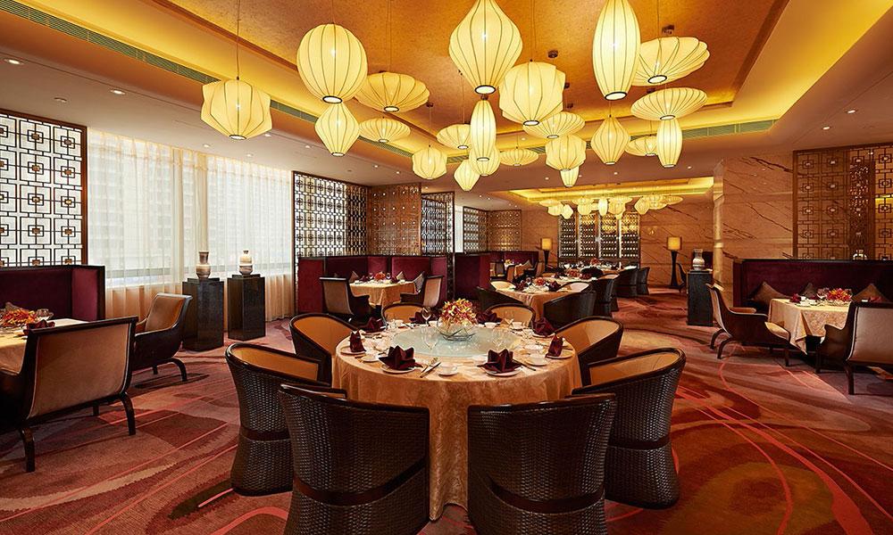 郑州希尔顿餐厅