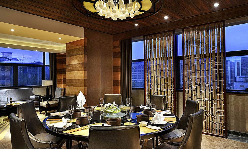重庆索菲特酒店餐厅
