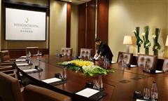 苏州晋合洲际酒店会议