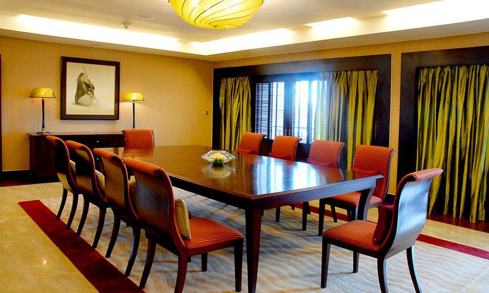 越南河内洲际酒店会议