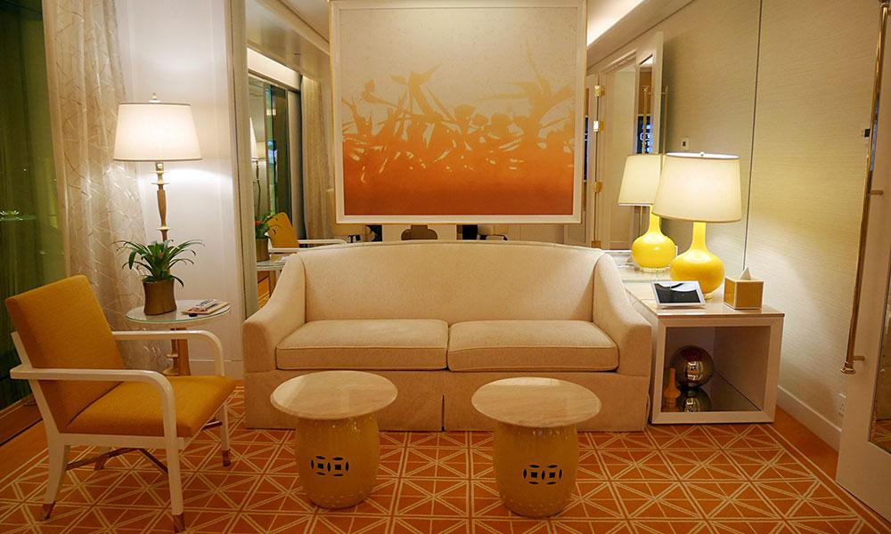 现代酒店套房家具的设计理念与特点