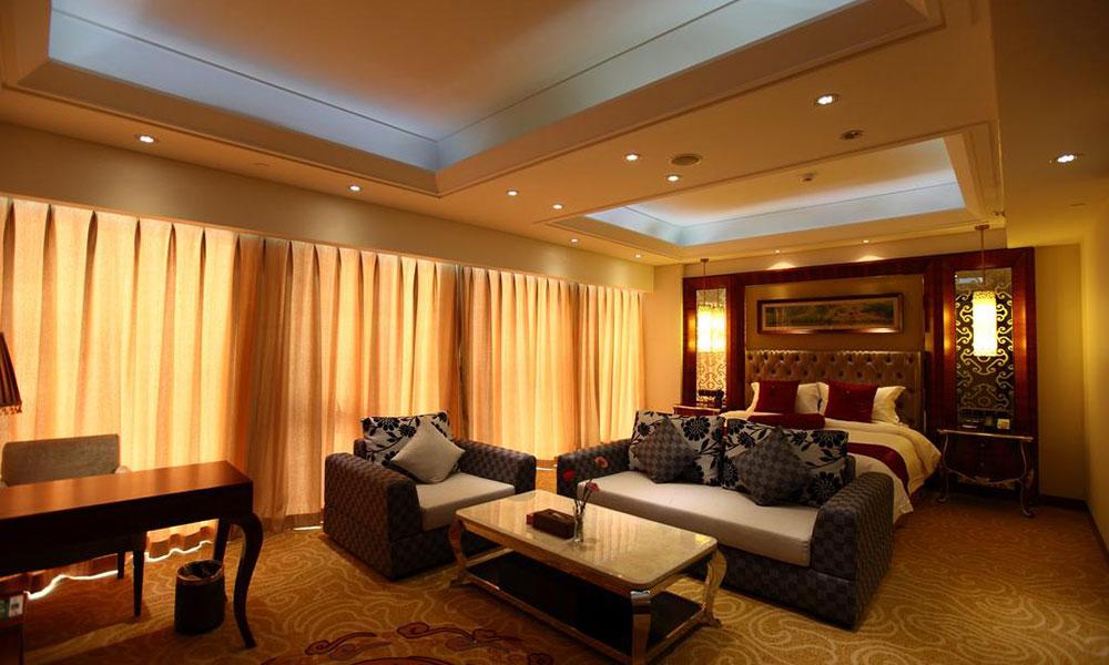 设计语言在酒店套房家具定制中的妙用