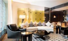 广州W酒店客房
