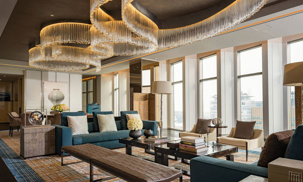 选**的酒店家具厂家关乎酒店的经济效益和社会效益