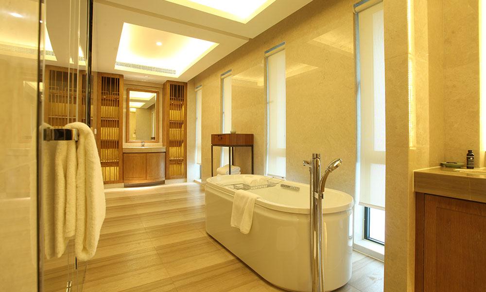酒店家具装修卫浴厕所的风水布局