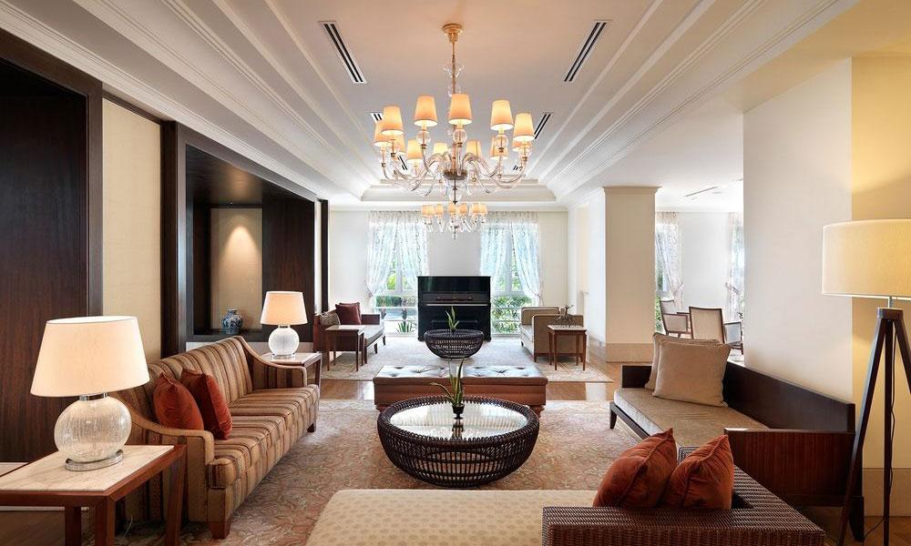 酒店家具厂家小编带你了解专业酒店家具配置有哪些要求?