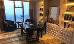 青岛威斯汀酒店客房