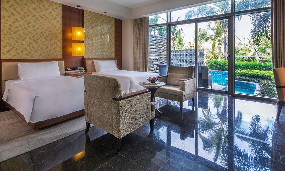 酒店套房家具各种板材的优缺点