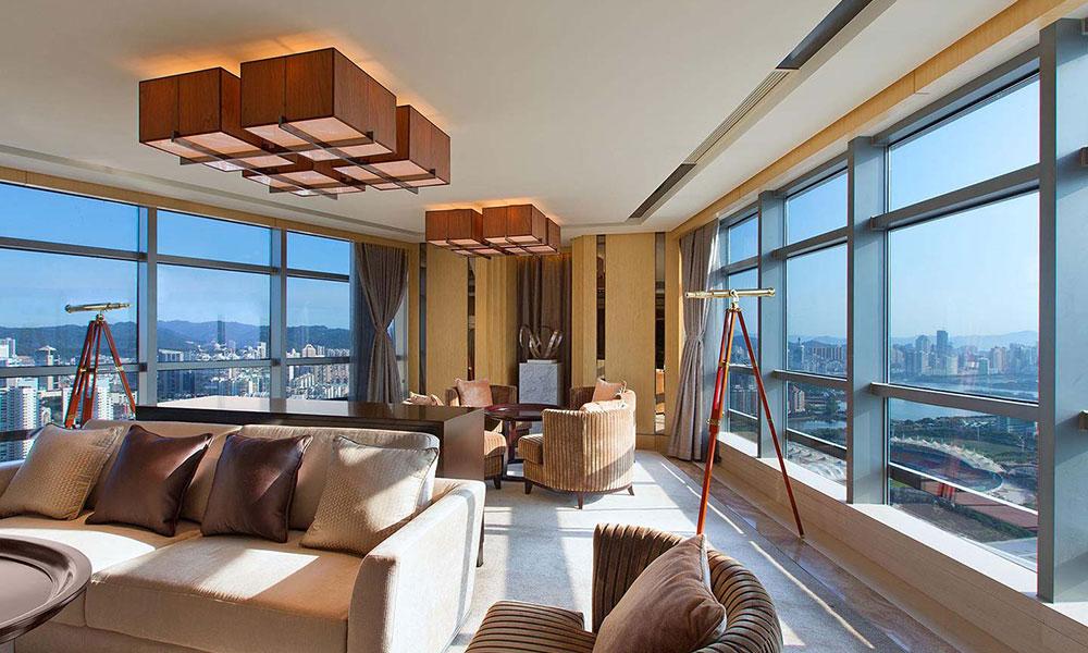 酒店家具厂家酒店装修设计空间布局要点