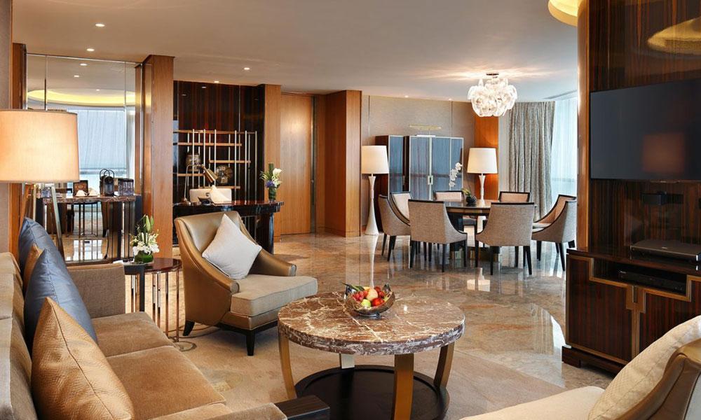 五星级酒店家具应该怎么摆放