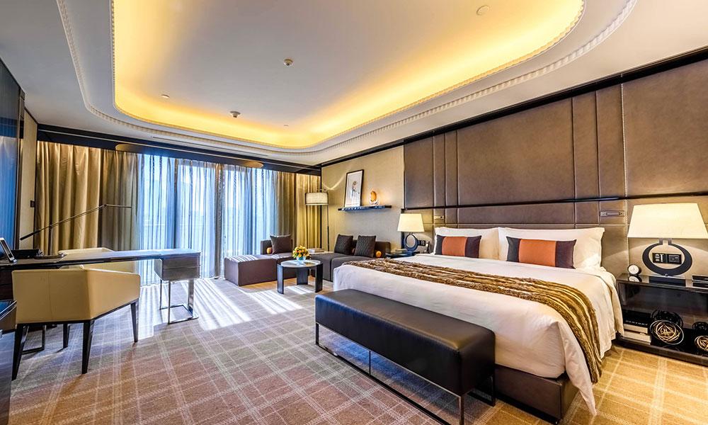 为什么酒店套房家具定做要比成品家具贵那么多