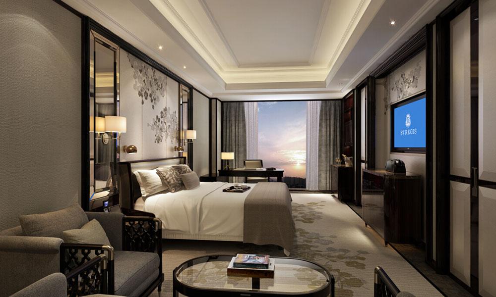 酒店家具使用的床有什么吸引人的地方