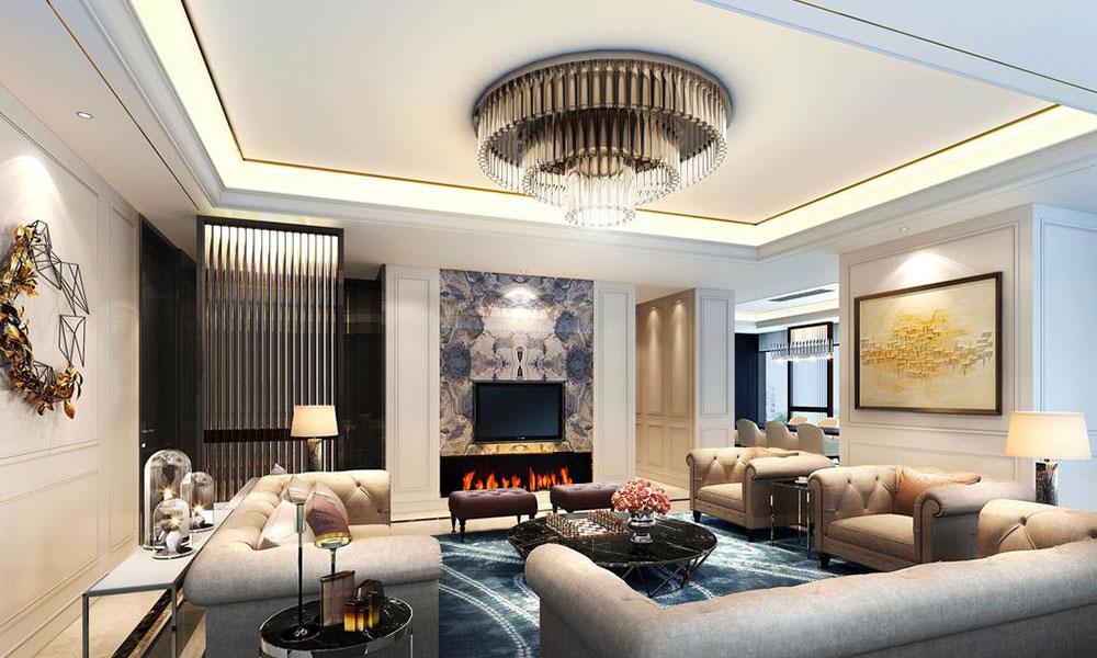 美学元素让五星级酒店家具摆放更完美