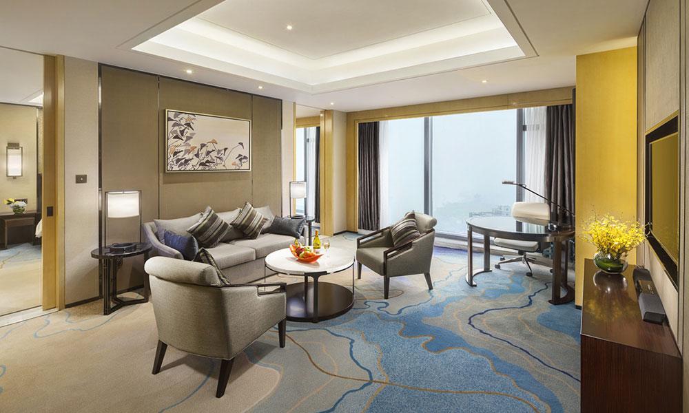 五星级酒店家具-如何筹备一家星级酒店?