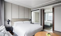 泰国曼谷su万豪客房