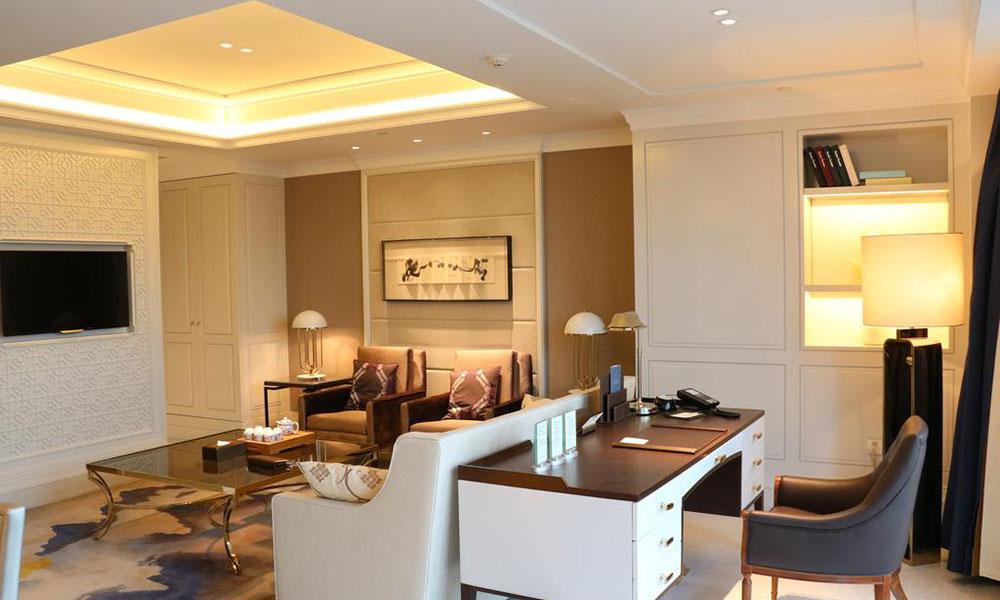 五星级酒店装修,家具软装好还是硬装好呢?