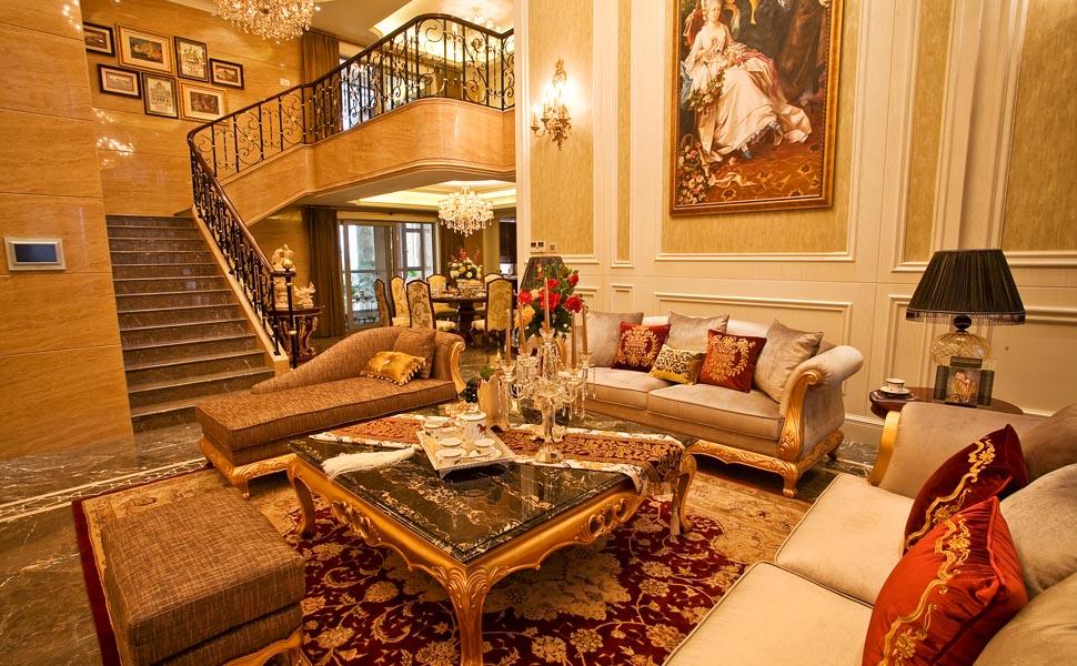 欧式酒店家具木椅
