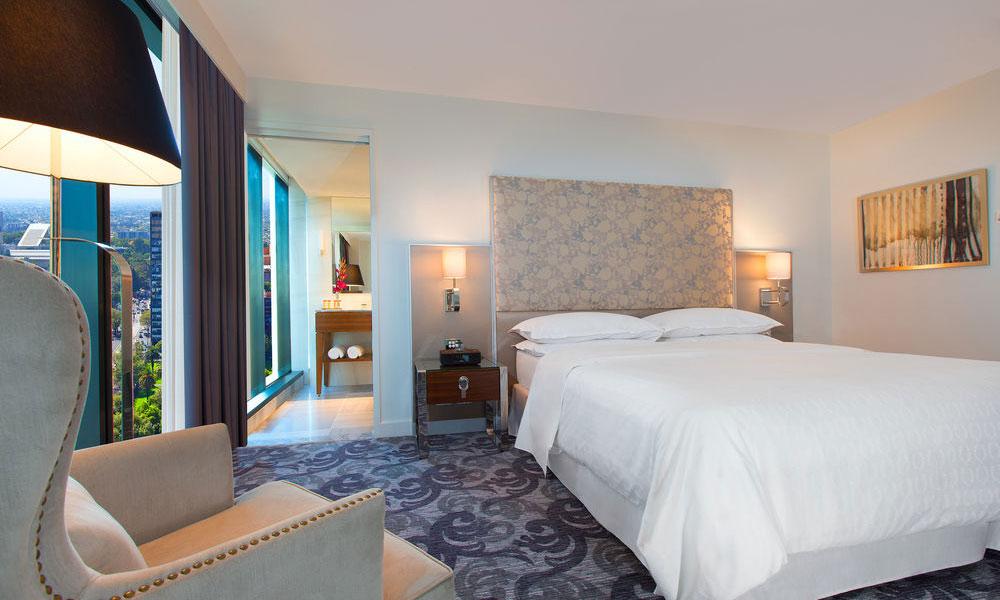 五星级酒店家具装修设计服务于客人的细节