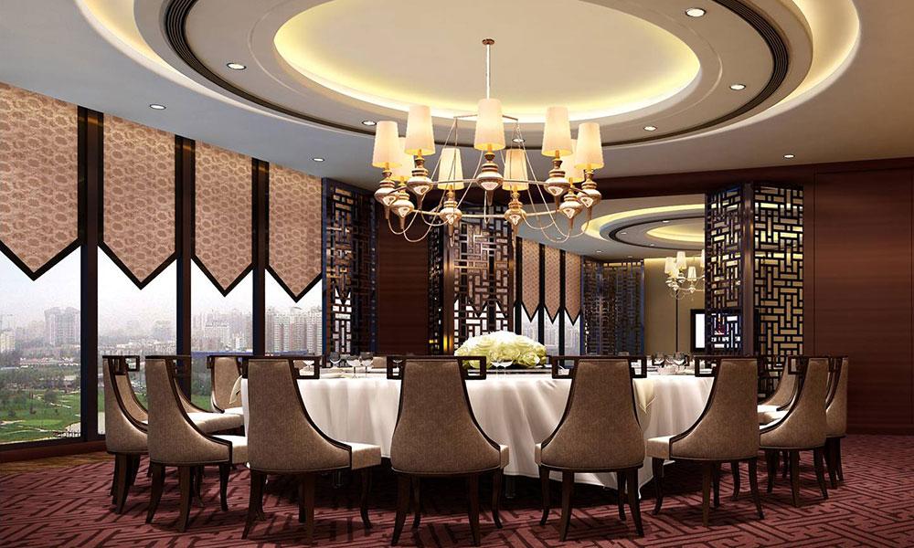 大连和怡阳光酒店餐厅