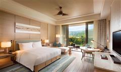 宁波华贸希尔顿酒店客房