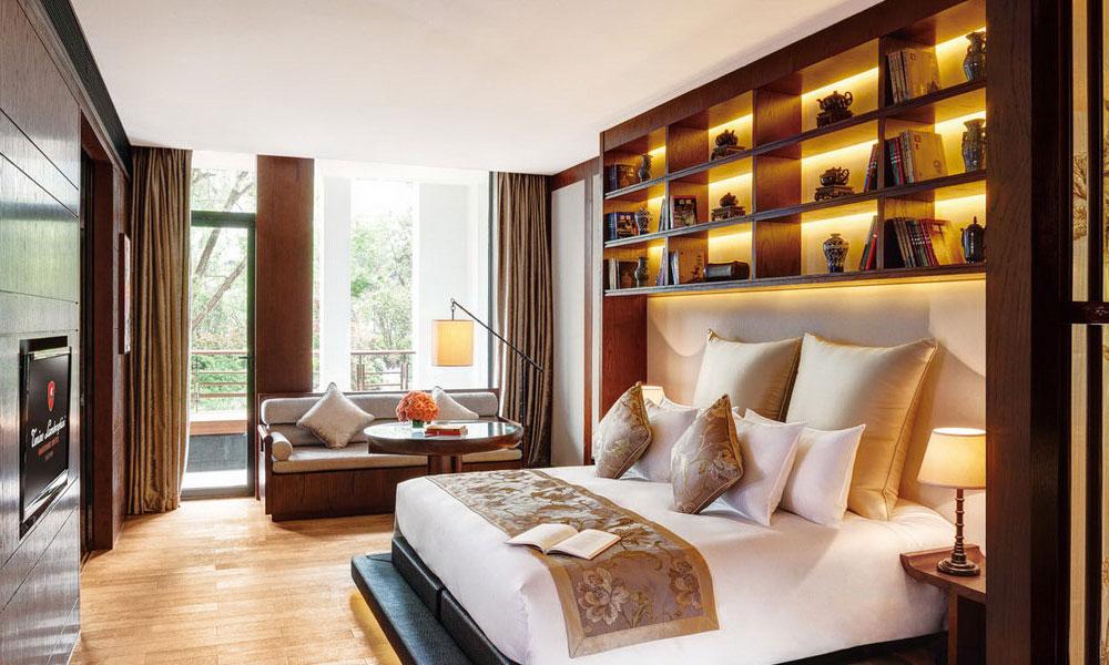 客房家具注重三个方面的选择