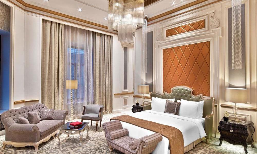 森源五星级酒店家具定制的设计风格