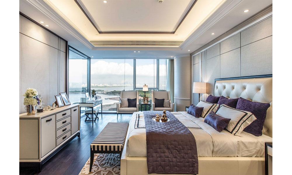 精装豪宅家具