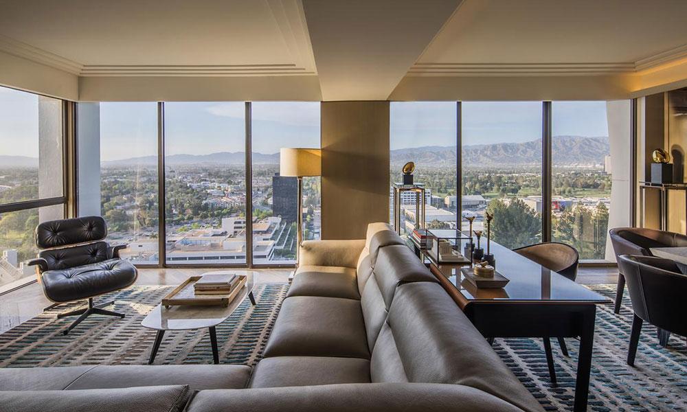 酒店客房家具的设计特点有多种风格