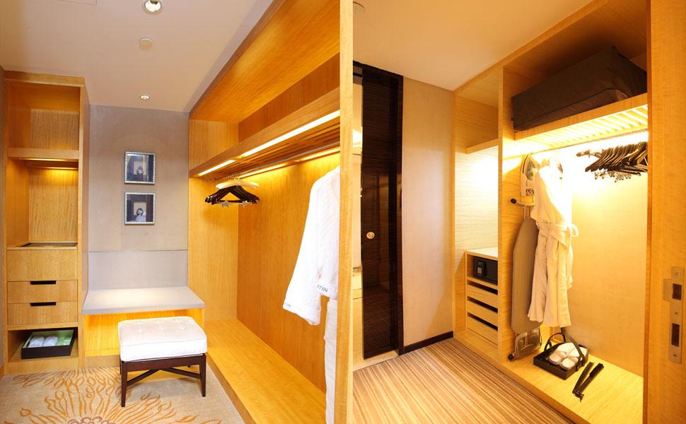 实木定制衣柜必知的黄金尺寸