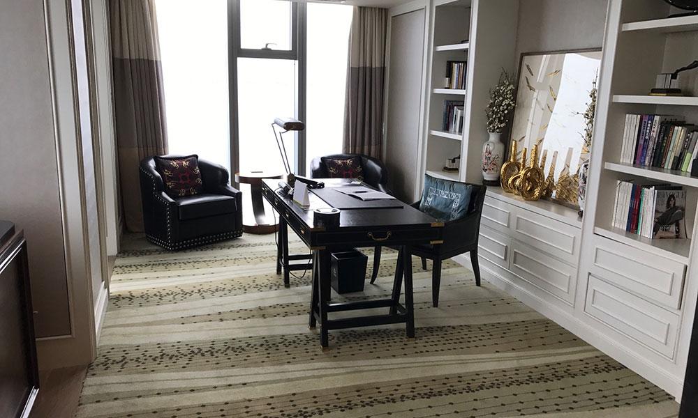 五星级酒店家具装修设计应该遵循的三大原则