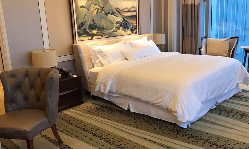 青岛威斯汀酒店-(4)