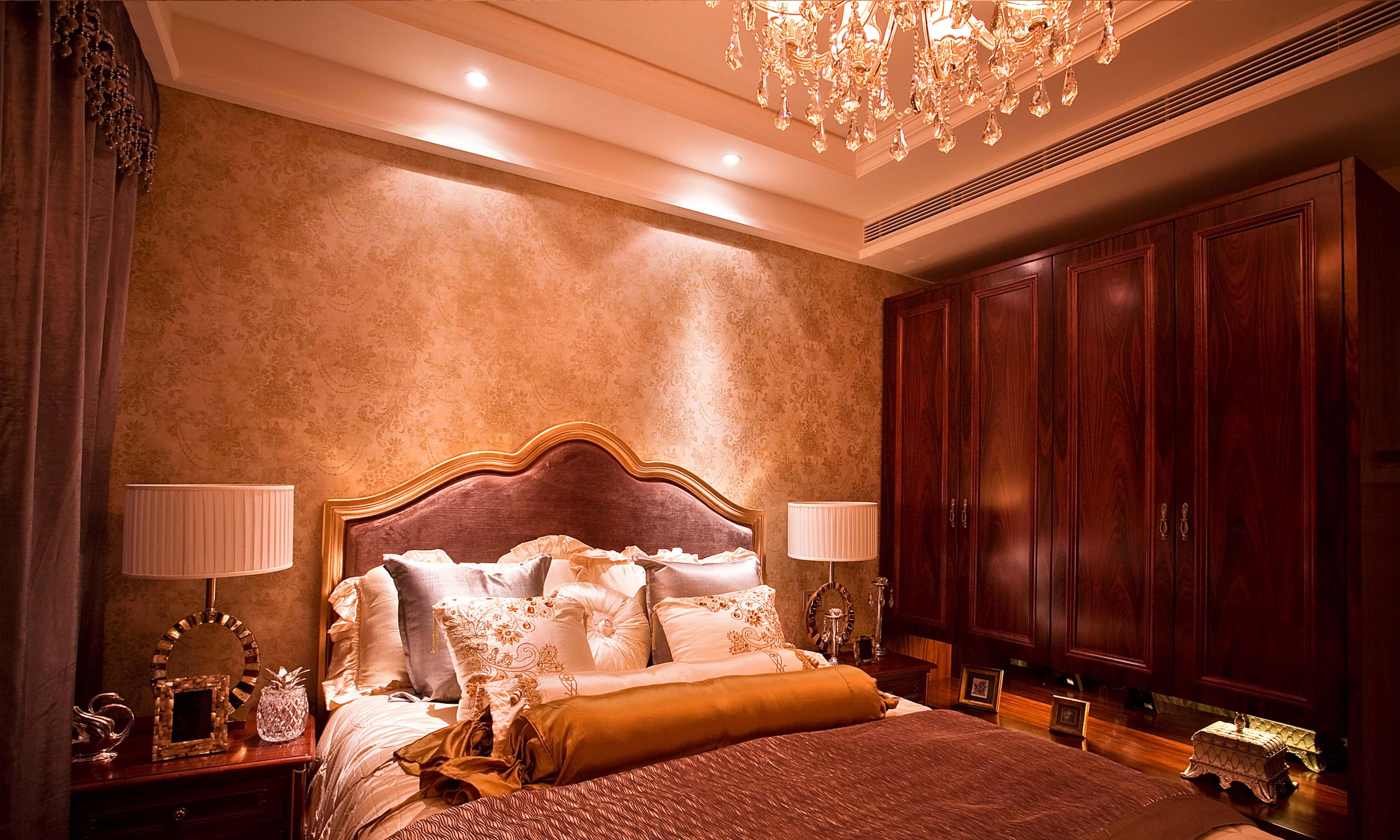 酒店家具豪华装饰流行元素
